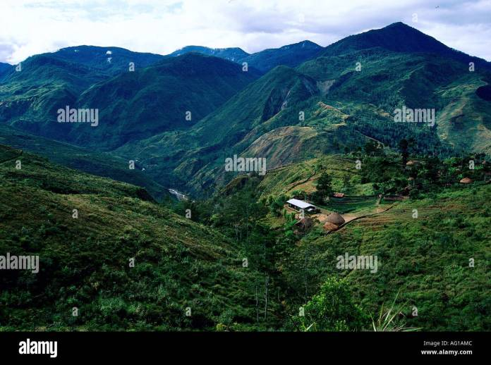 Geography Travel Indonesia Landscape Landscapes Island New Stock Photo Alamy