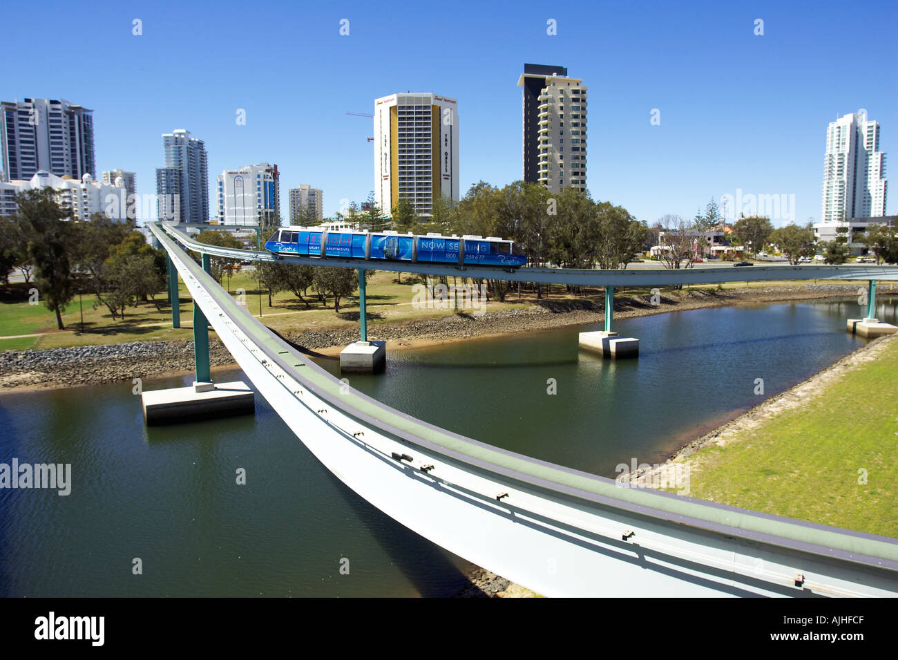 Image result for gold coast monorail images