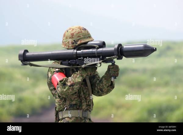 Panzerfaust Stock Photos & Panzerfaust Stock Images - Alamy
