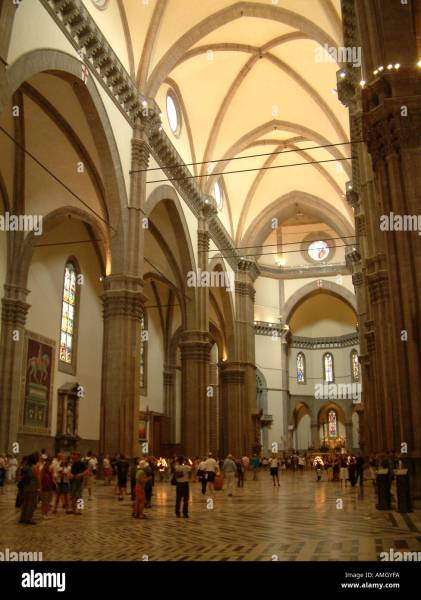Florence San Marco interior Italy Stock Photo  4983801   Alamy Florence San Marco interior Italy