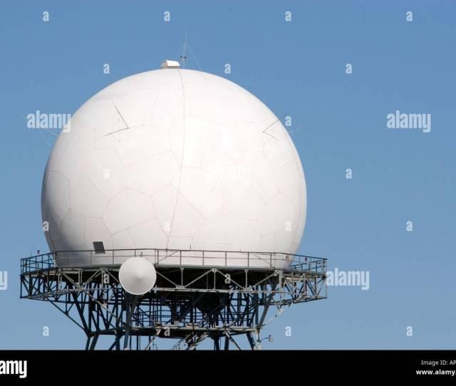 Doppler Weather Radar Station In Nebraska