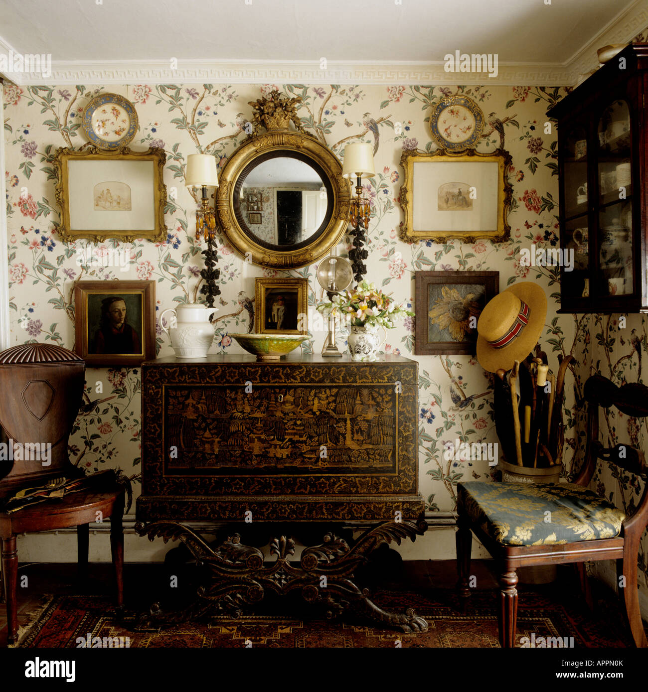 English Cottage Interior High Resolution Stock Photography And Images Alamy