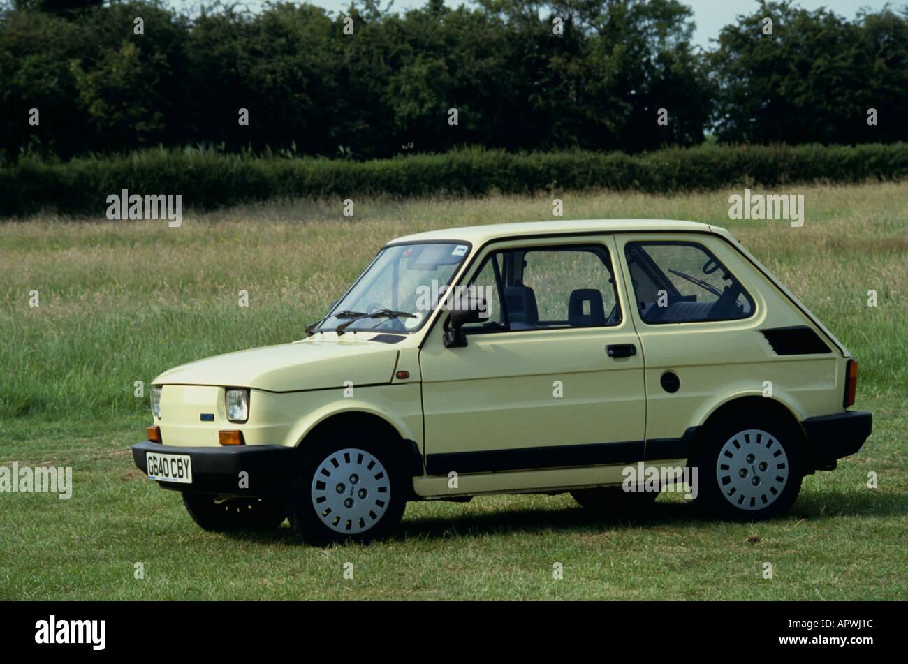 Vergleiche über 39 fiat 126 gebrauchtwagen angebote im netz und finde so dein neues auto! Fiat 126 Bis Introduced 1987 126 Built 1977 To 1992 Stock Photo Alamy