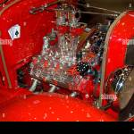 1930 Ford Pickup Truck Hot Rod With A 1953 Mercury Engine Stock Photo Alamy