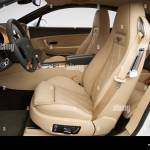 2006 Bentley Continental Gt In White Front Seats Stock Photo Alamy