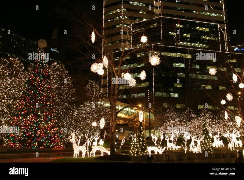 Christmas Lighting Richmond Va.Christmas Lights Downtown Richmond Va Thecannonball Org