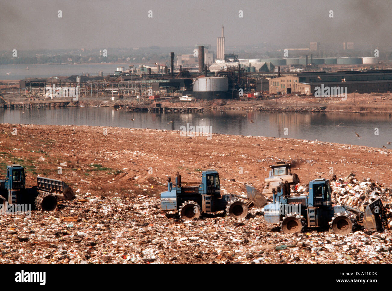 Transforming New Yorks Fresh Kills Landfill