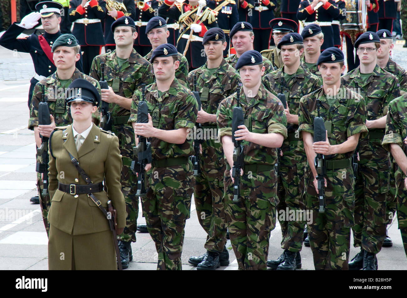 British Territorial Army