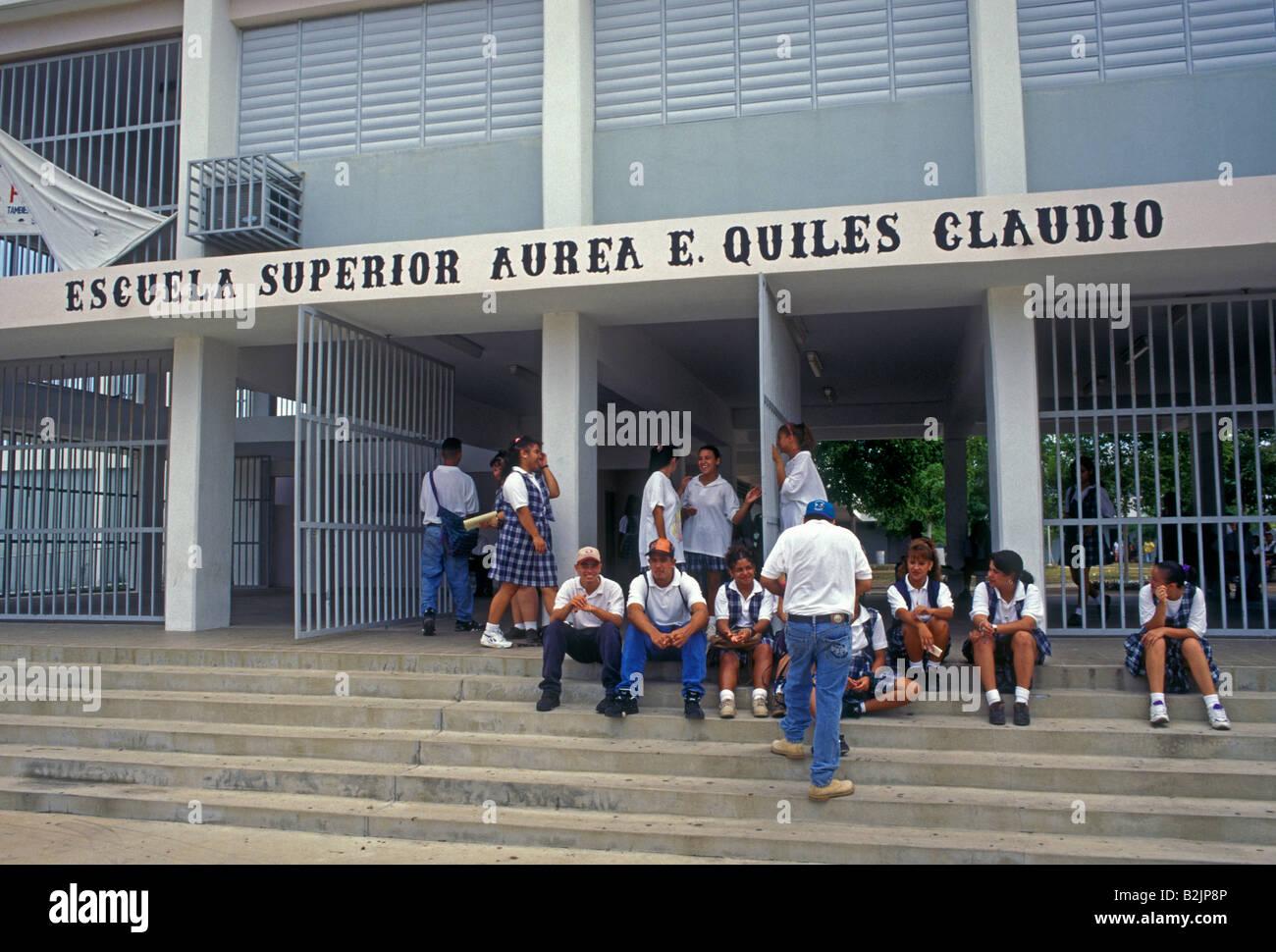 Puerto Ricans Puerto Rican Puerto Rican Students High