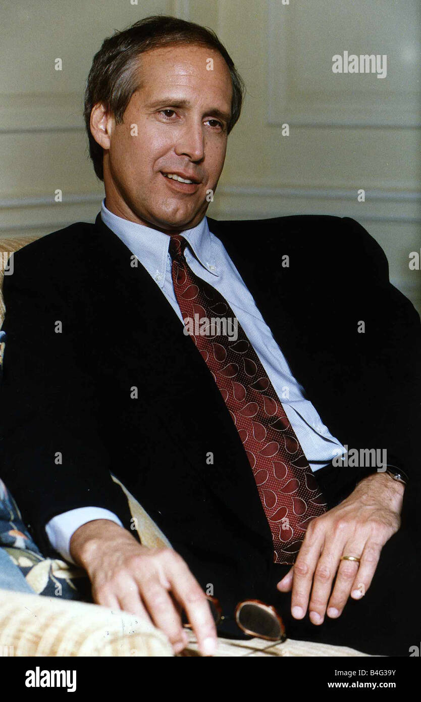 Chevy Chase actor Stock Photo  20022855   Alamy Chevy Chase actor