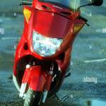 Honda Fes 250 Foresight Scooter January 2000 Road Record Supplement Stock Photo Alamy