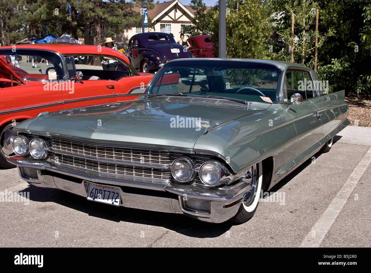 1954 Cadillac 4 Door Sedan Deville Coupe