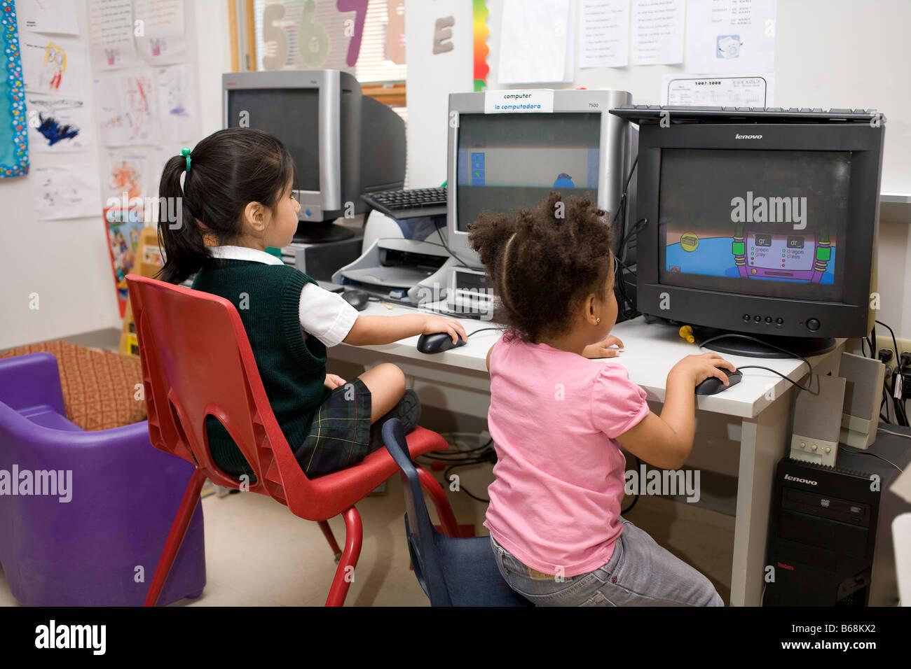 Children Computers School Stock Photos Amp Children Computers School Stock Images