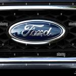 Ford Badge High Resolution Stock Photography And Images Alamy