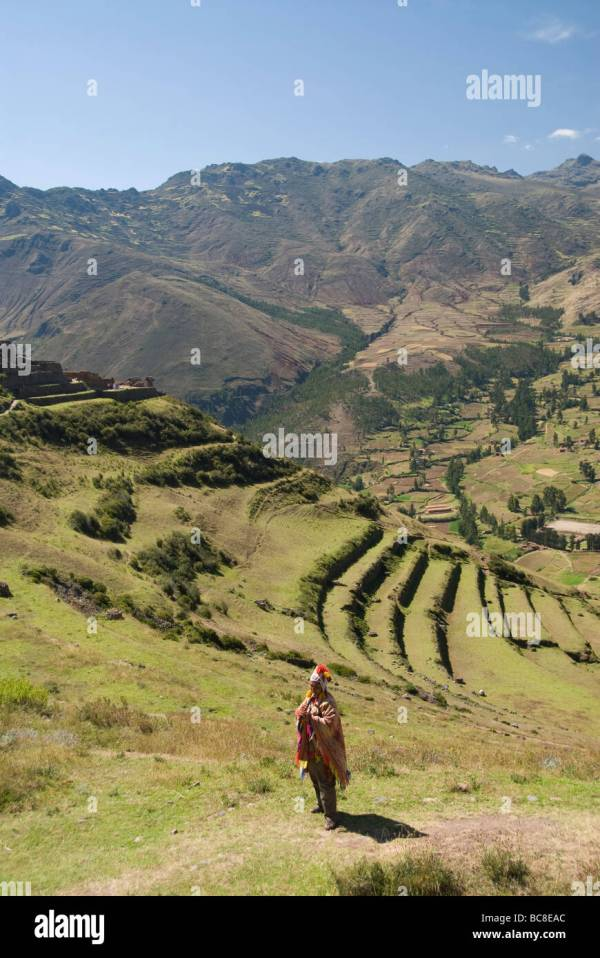 Incan South American Indian In Stock Photos & Incan South ...