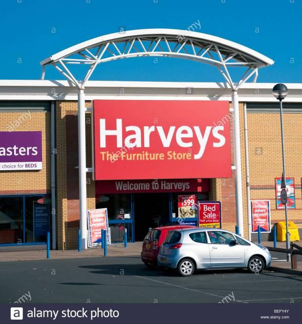 Harveys Furniture Store Lakeside