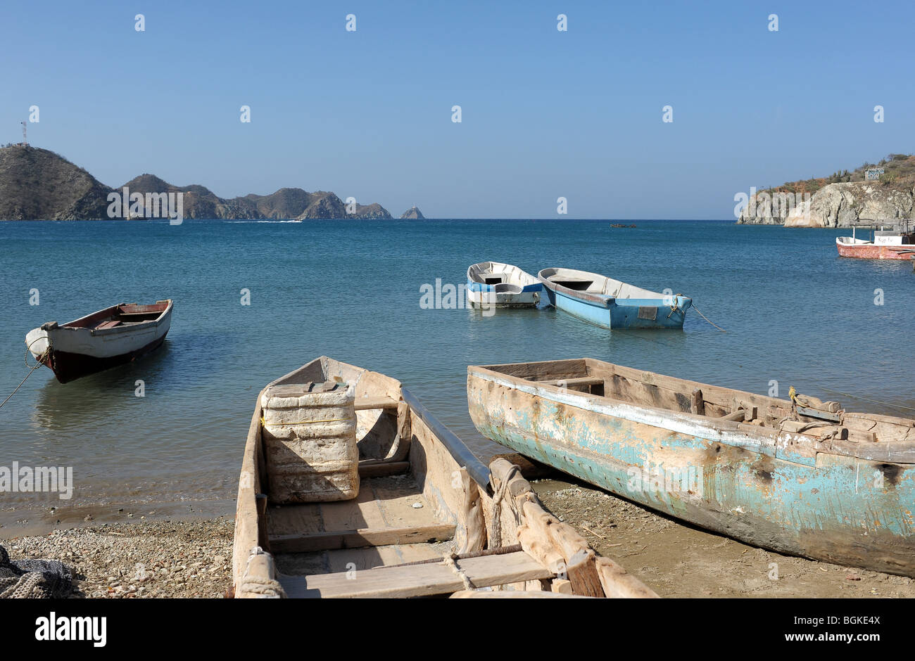 Small Fishing Villages Central America