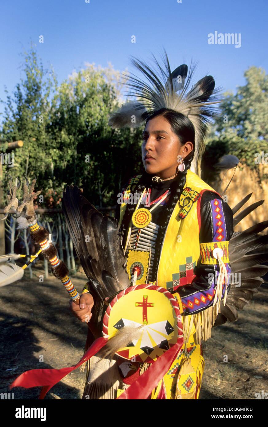 Native American Chumash Indians