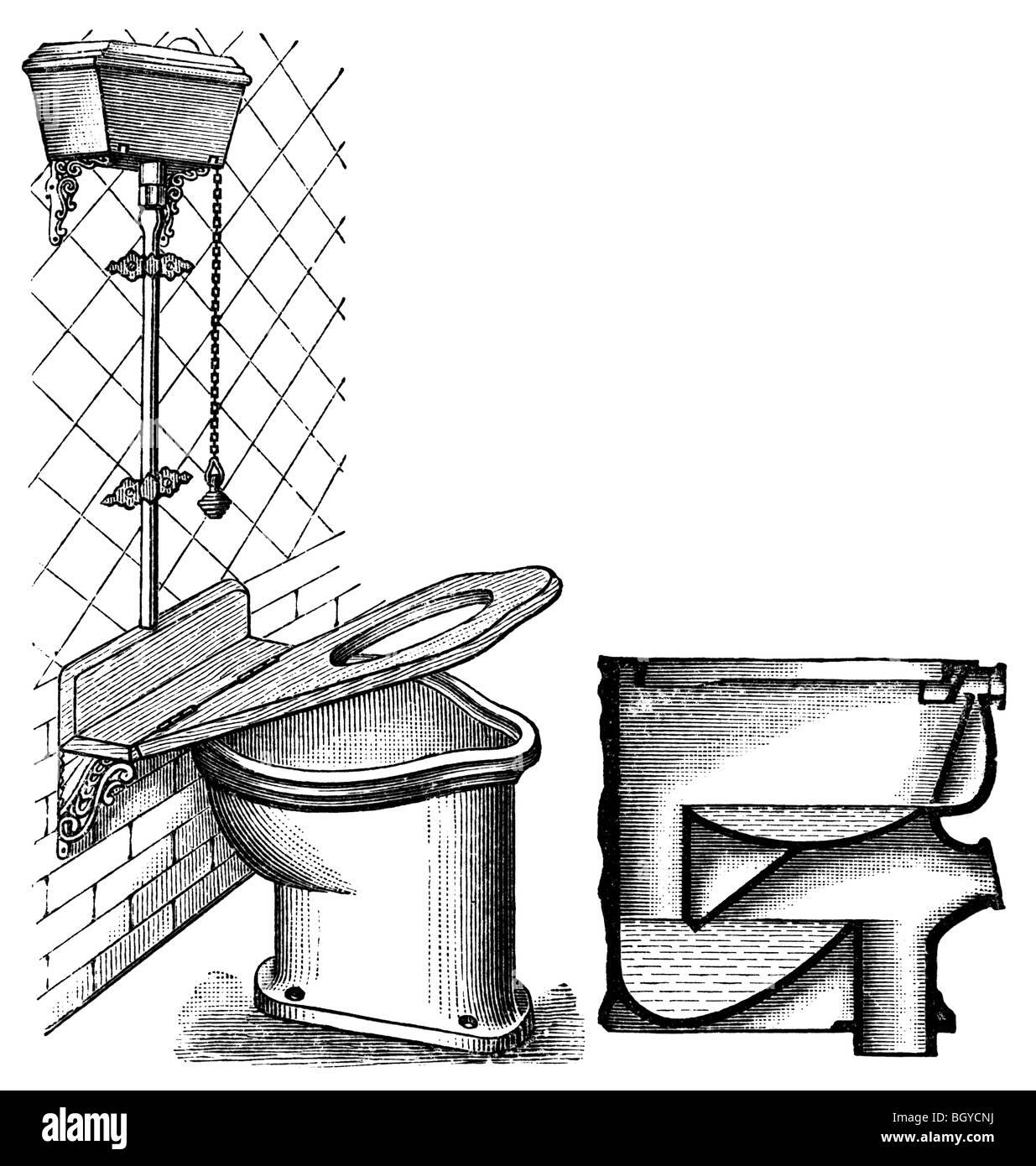 Water Closet Historical Stock Photos Amp Water Closet
