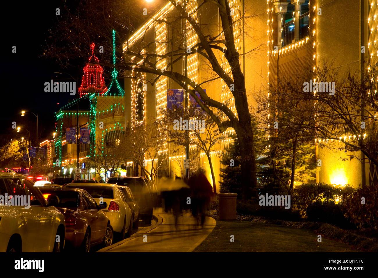 Park Plaza In Kansas City Christmas