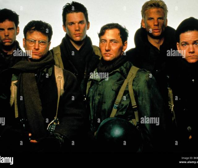 A Midnight Clear 1992 Kevin Dillon Gary Sinise Ethan Hawke Arye Gross Peter Berg Franck Whalley Mmdc 018