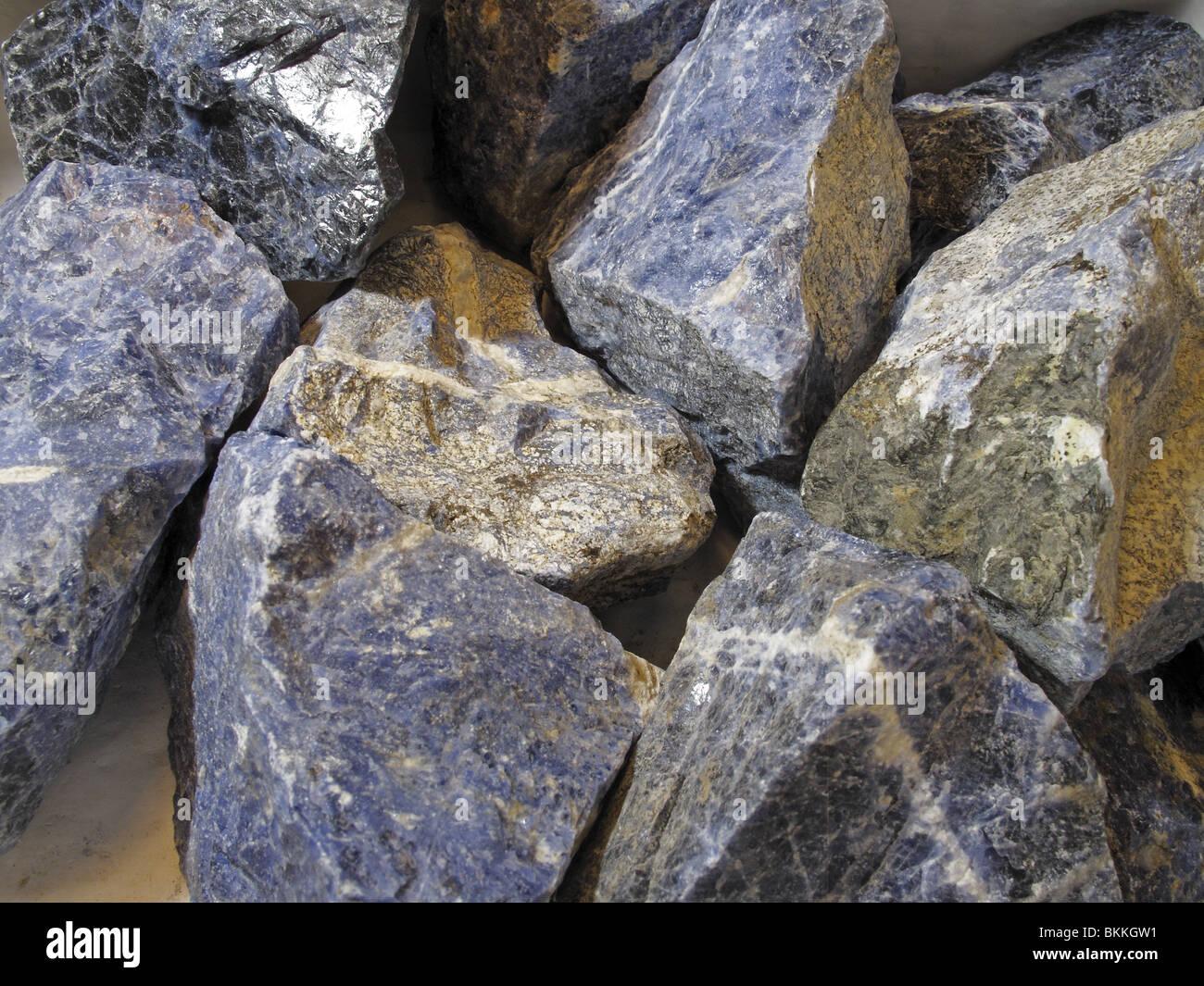 Jewelry Semi Precious Raw Stones