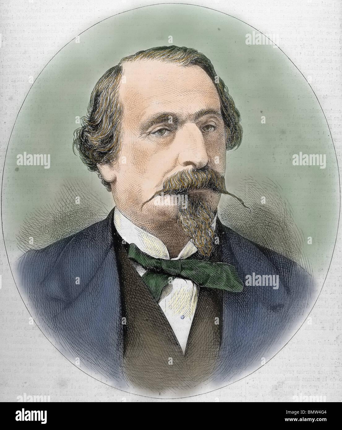 https www alamy com stock photo napoleon iii paris 1808 chislehurst 1873 french emperor 1852 1870 30055876 html
