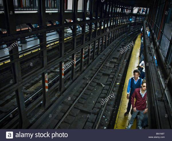 14th Street – Union Square Subway Station New York, New ...