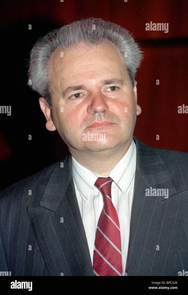 Former Yugoslav President Slobodan Milosevic dies in jail ...