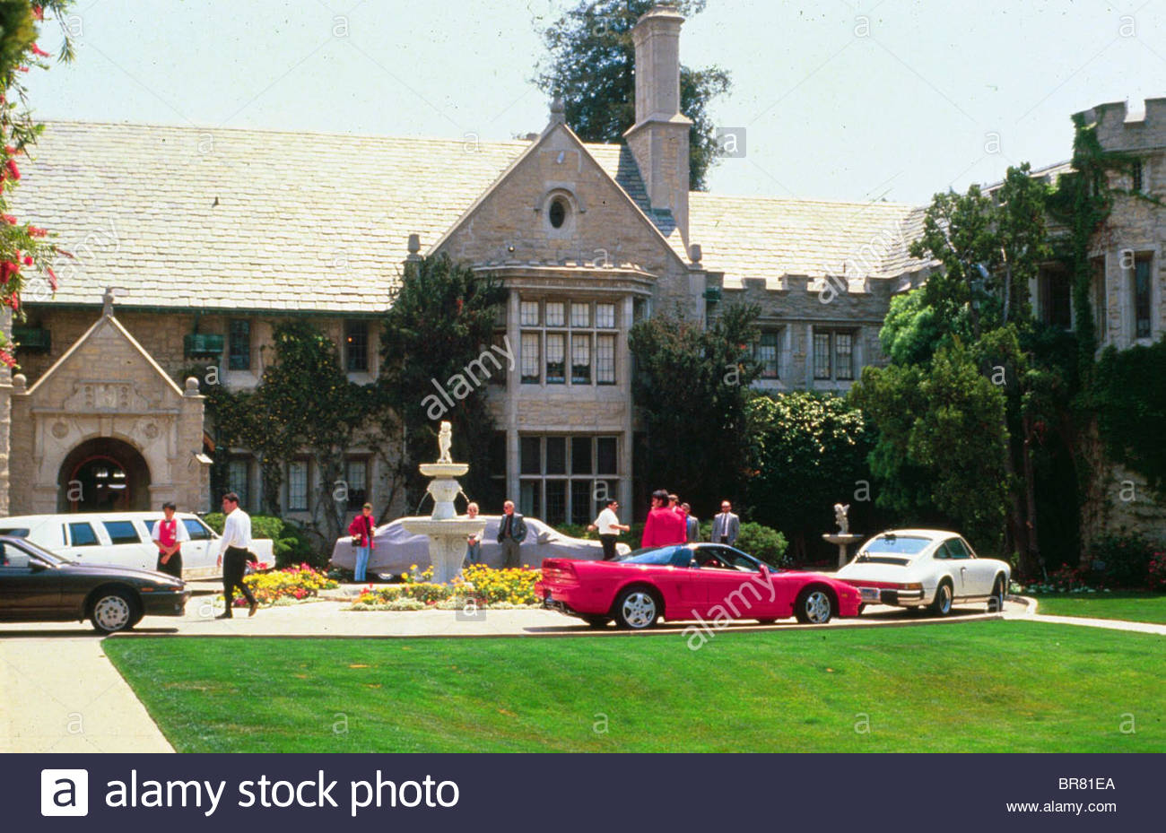 Image result for hugh hefner house
