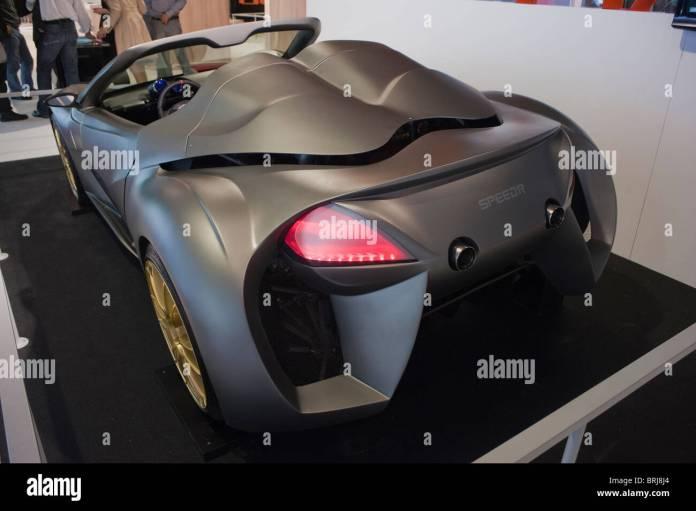 paris, france, paris car show, stu-dent designed concept car, espera