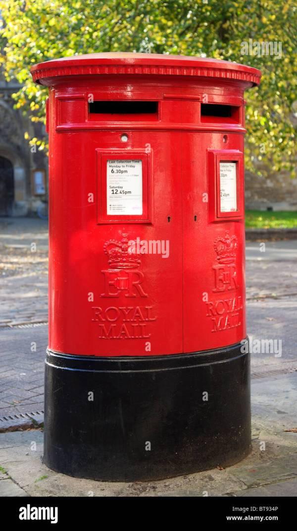 letter box # 22
