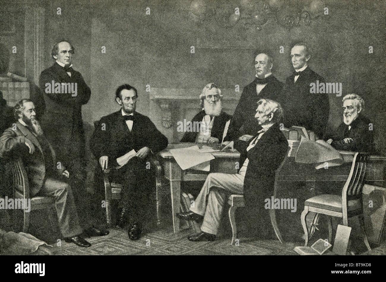 Abraham Lincoln Reading Worksheet
