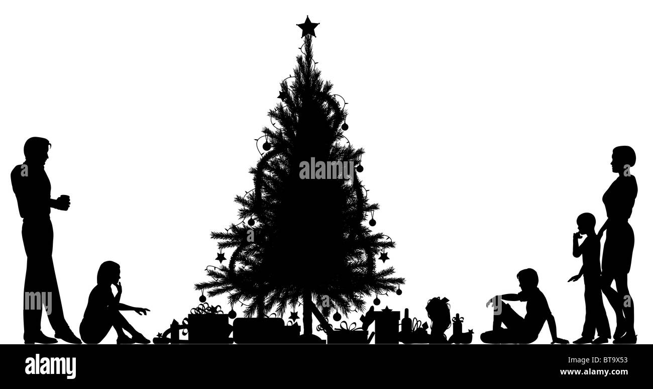 9 Spruce Christmas Tree