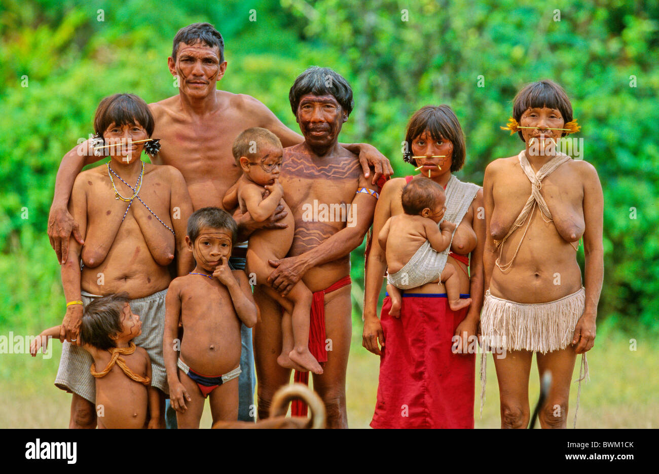 Image result for Yanomami – South America