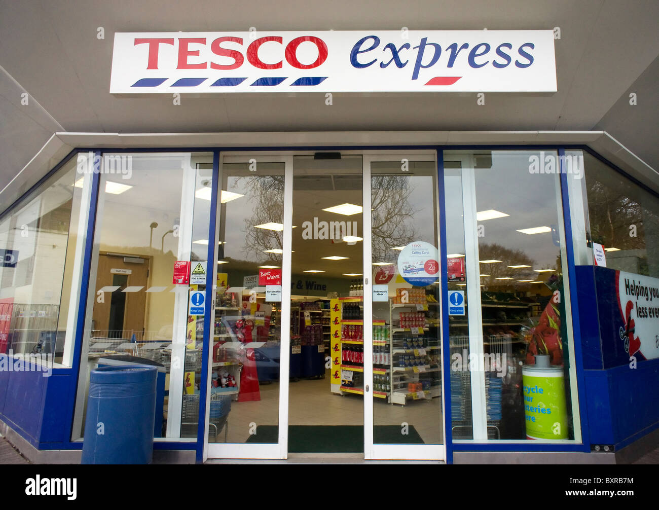 Door Tesco Your Groceries