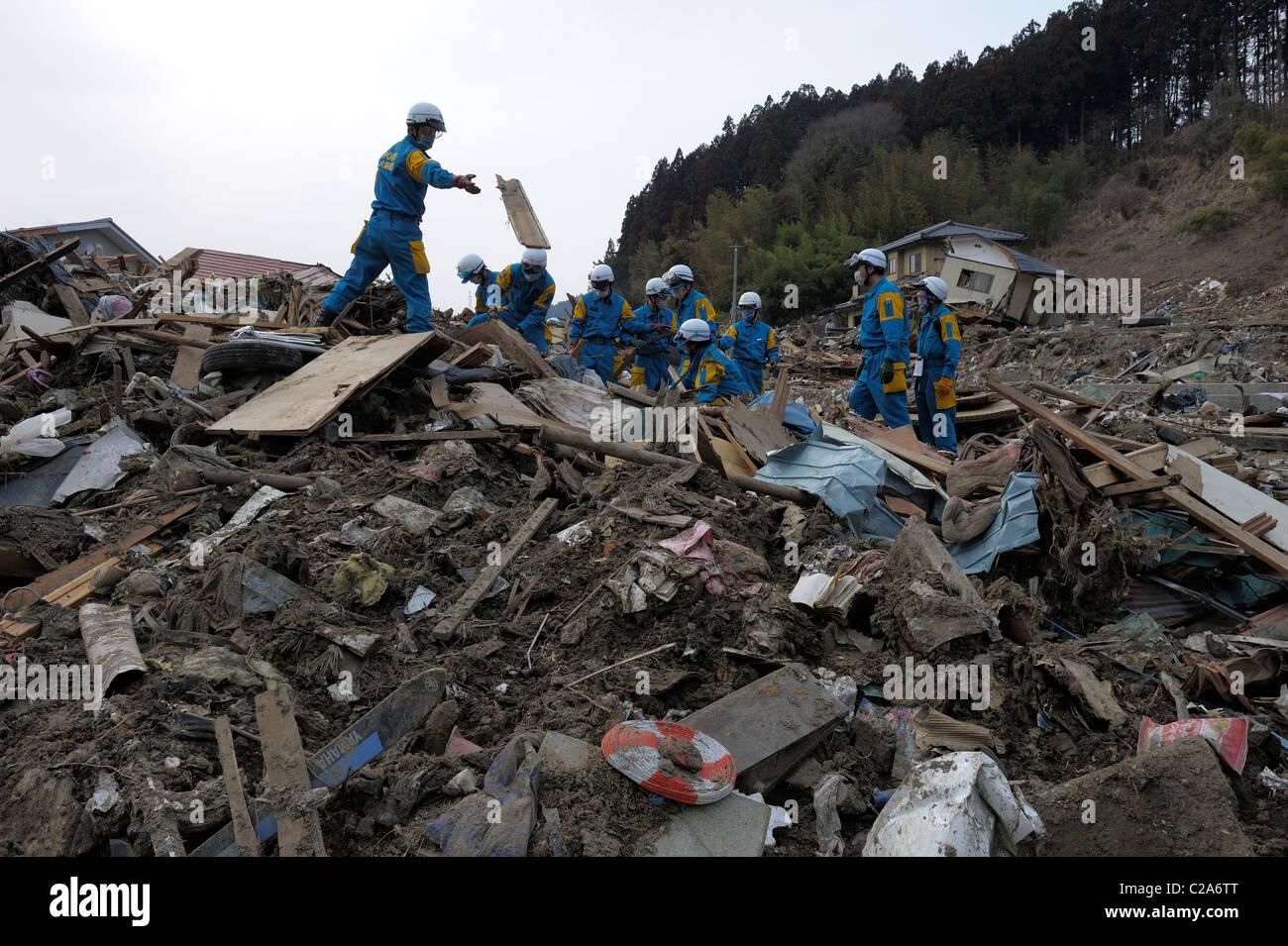 Great East Japan Earthquake And Tsunami Stock Photos Amp Great East Japan Earthquake And Tsunami