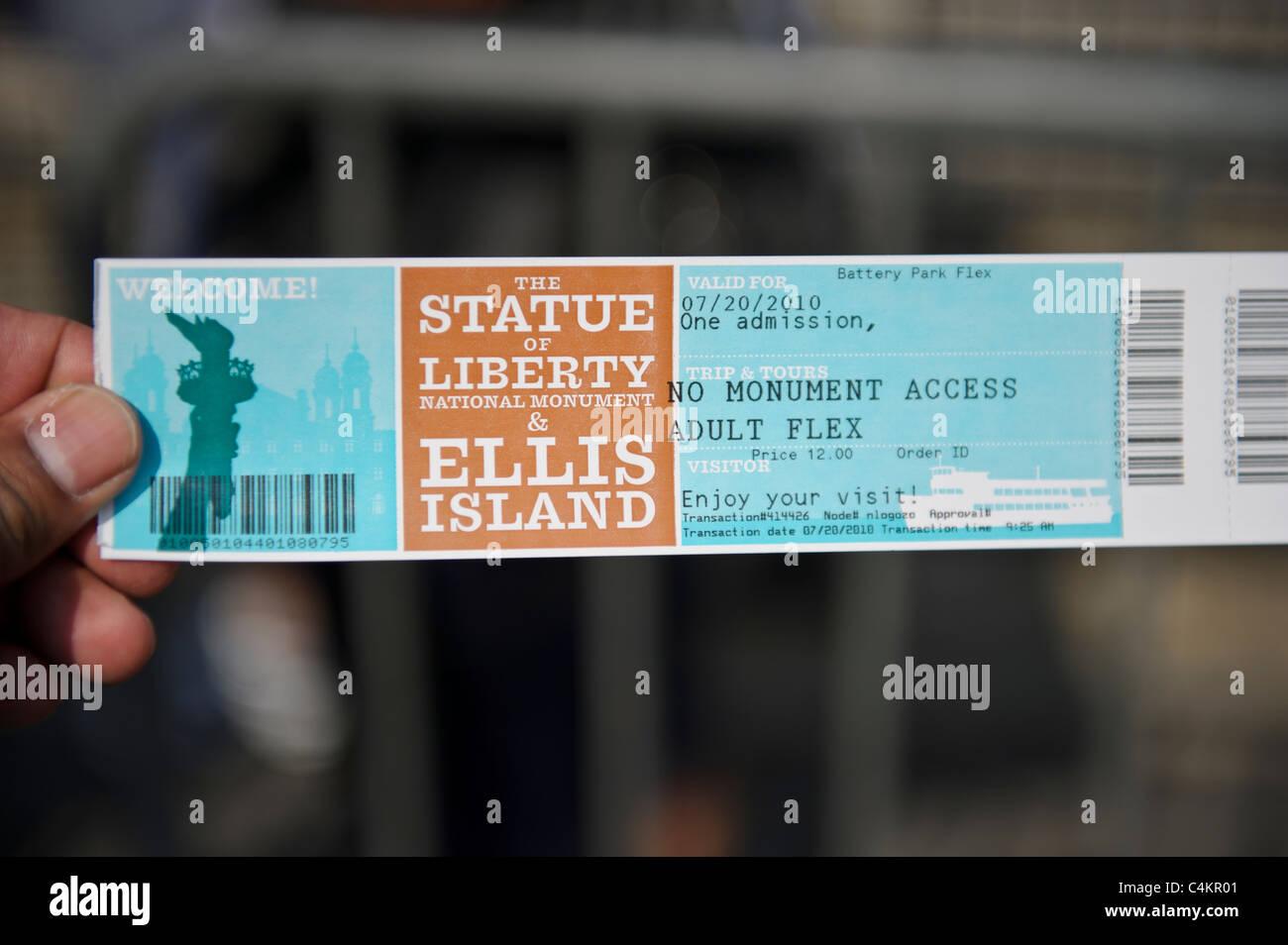 Reserve Statue Of Liberty Tickets Ellis Island Tickets
