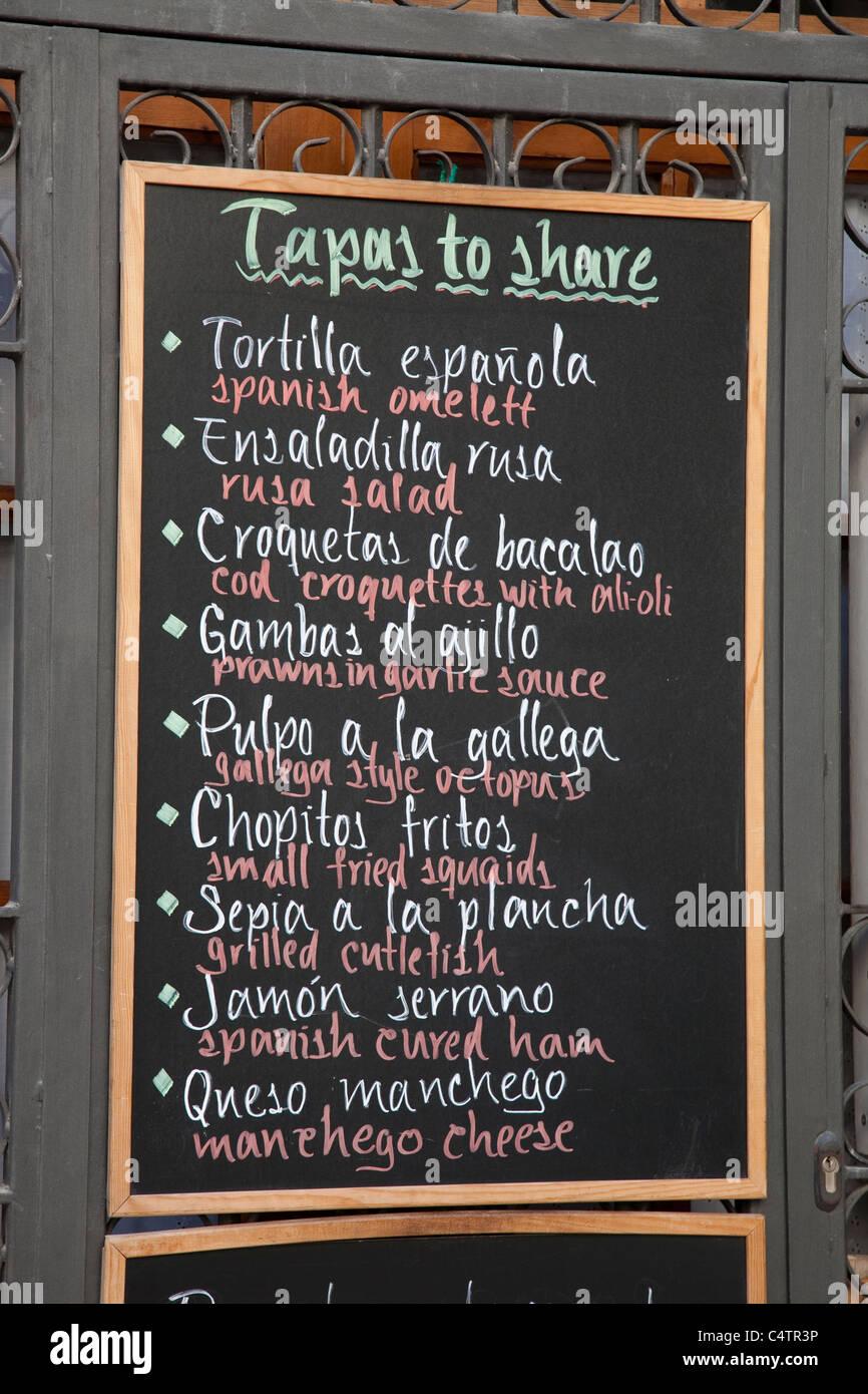 Cafe And Tapas Barcelona