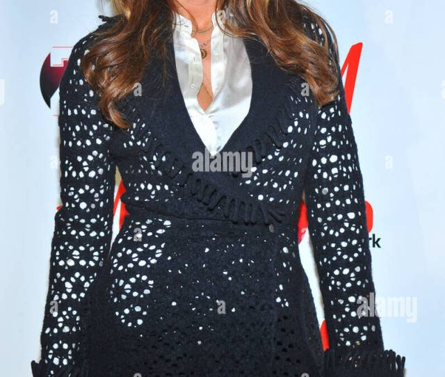 Kelly Bensimon In Attendance For The Z Jingle Ball  Presented By Hm Madison Square