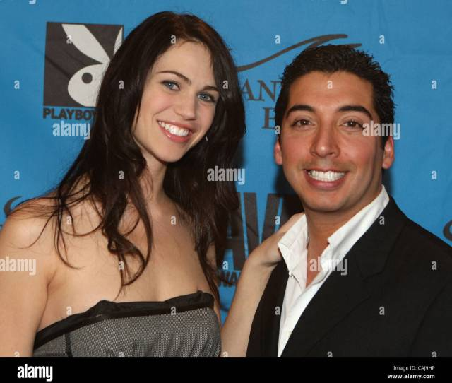 Faith And Marcos Leonon The Red Carpet Of The 25th Annual Avn Adult