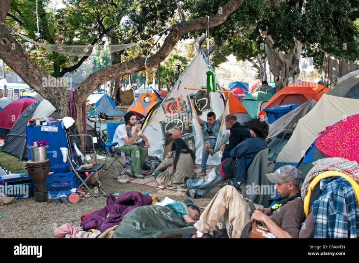 Image result for los angeles homeless tent city