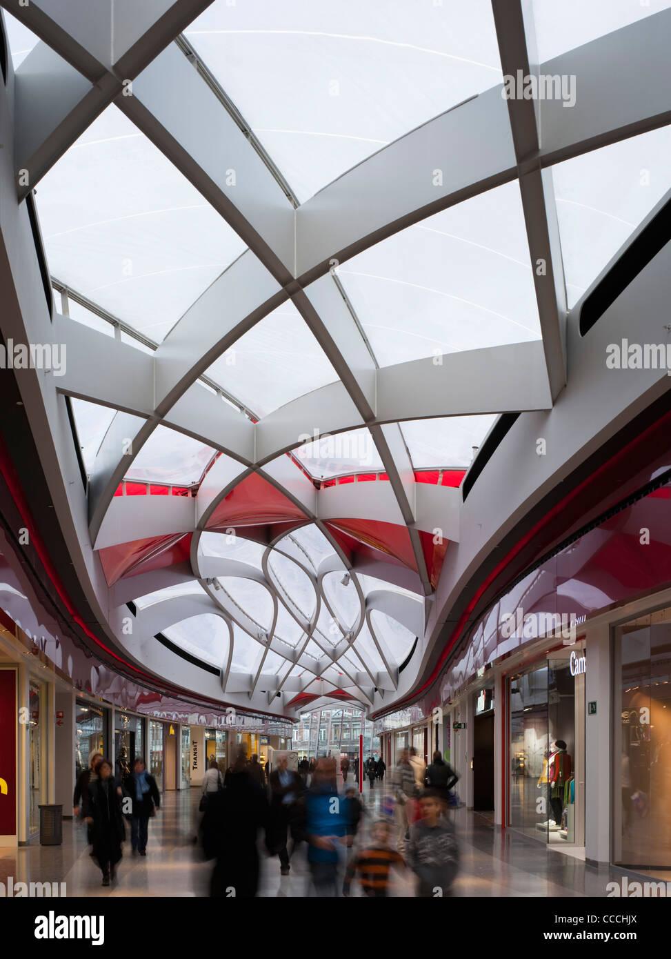 Mediacite Liege Ron Arad Architect 1109 Mall At Ground