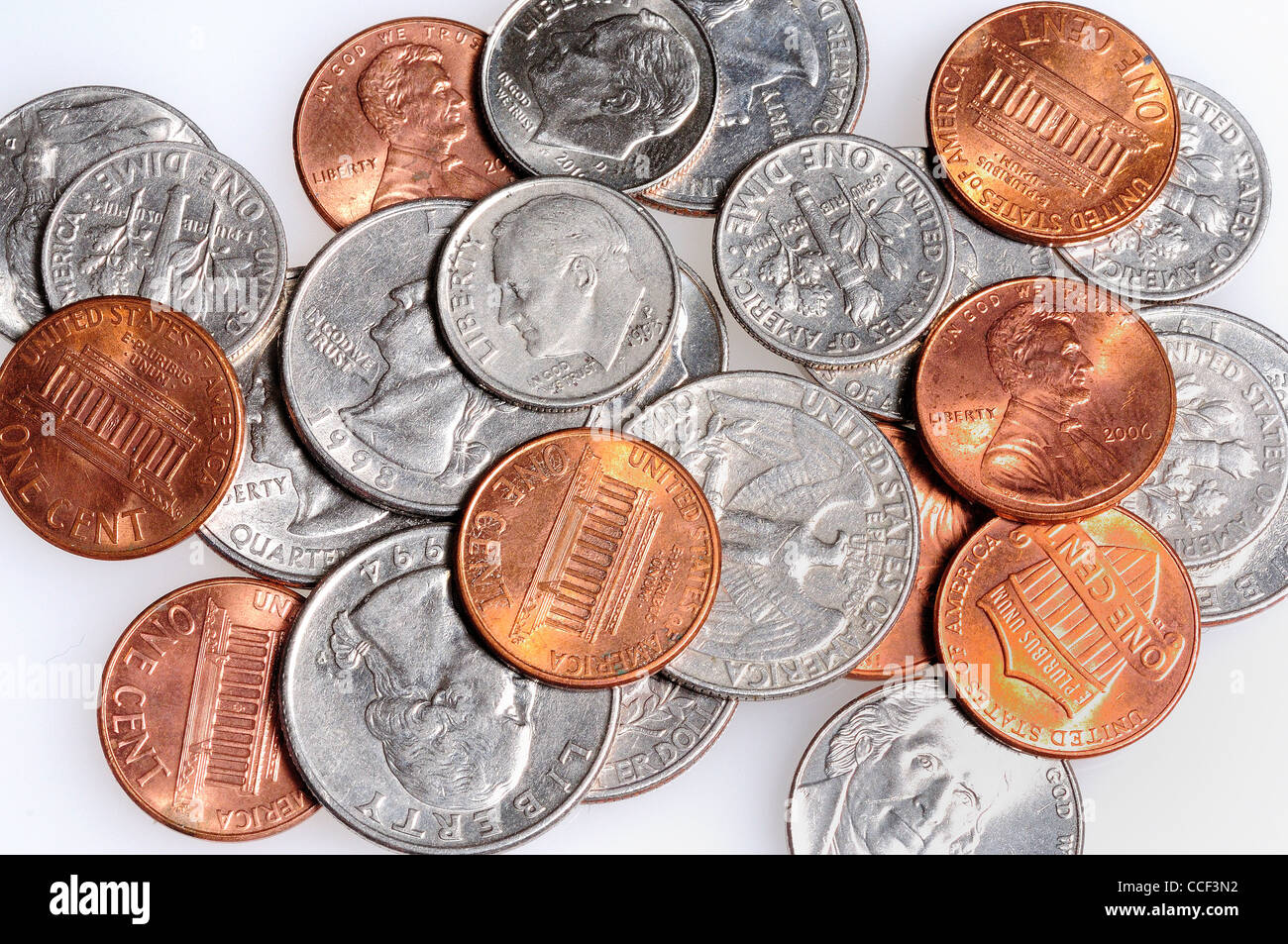 Worksheet Penny Nickel Dime Quarter