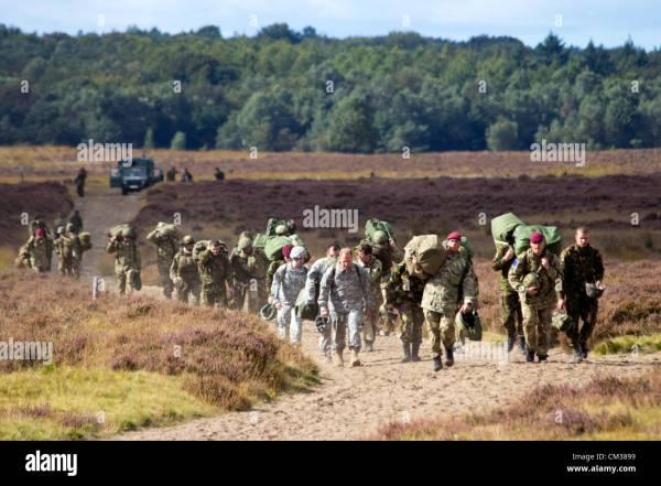Netherlands Army Training Stock Photos & Netherlands Army ...