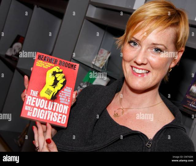 Award Winning Investigative Journalist Heather Brooke Speaks At Sheffields Off The Shelf Festival Of Words Sheffield Uk