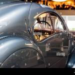 The 1936 Bugatti Type 57 Sc Atlantic At The Mullin Museum In Oxnard Stock Photo Alamy