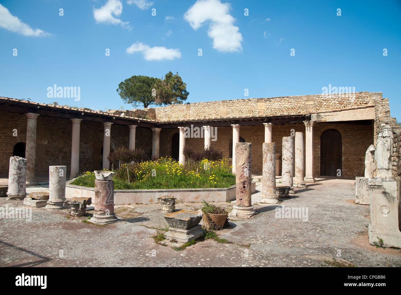 Ancient Roman Villa Worksheet