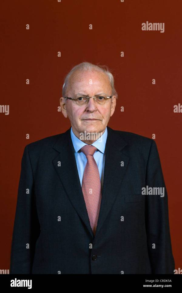 Roman Herzog Stock Photos & Roman Herzog Stock Images - Alamy