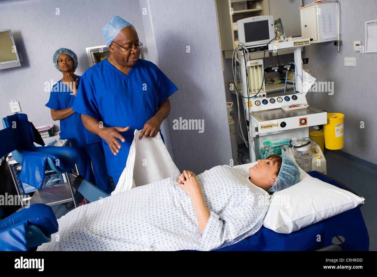 Old Blood Placenta Ultrasound